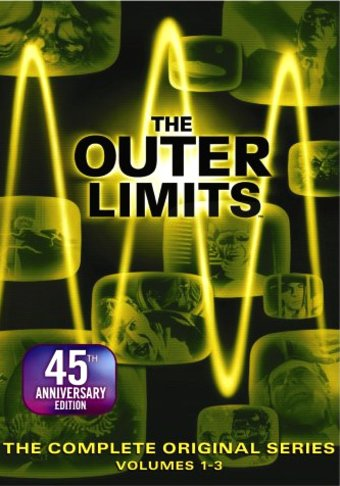 Outer Limits - The Original Series: Complete Box
