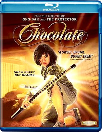 Chocolate (Blu-ray)