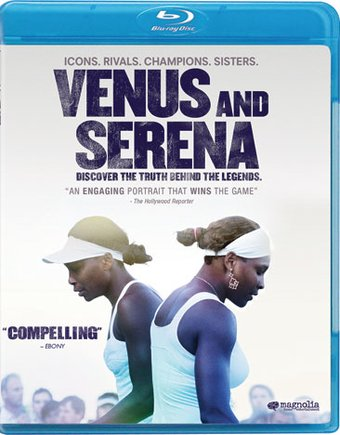 Venus and Serena (Blu-ray)