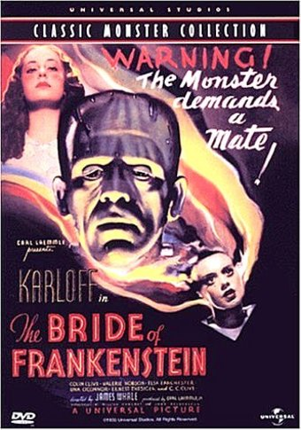 The Bride of Frankenstein (Classic Collection)