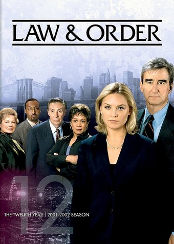 Law & Order - Year 12 (5-DVD)