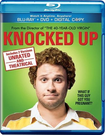 Knocked Up (Blu-ray + DVD)