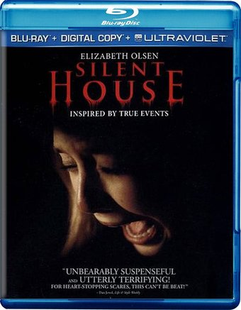 Silent House (Blu-ray, Includes Digital Copy,
