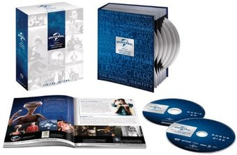 Universal 100th Anniversary Collection (25-DVD +