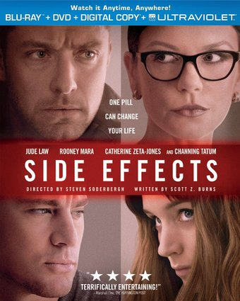Side Effects (Blu-ray + DVD)