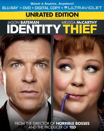 Identity Thief (Blu-ray + DVD)