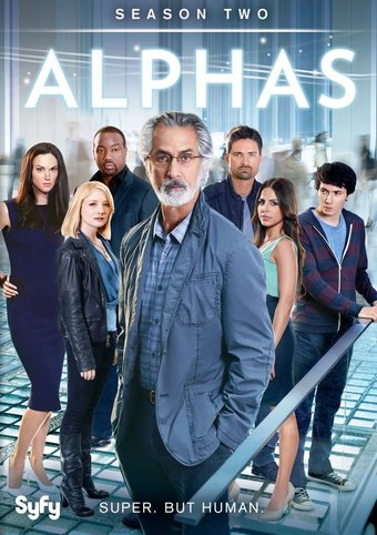 Alphas - Season 2 (3-DVD)
