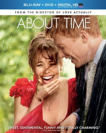 About Time (Blu-ray + DVD)