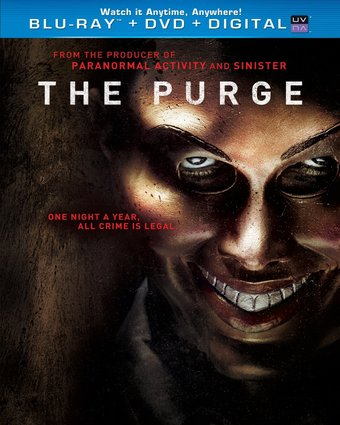 The Purge (Blu-ray + DVD)