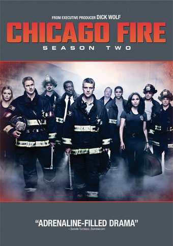 Chicago Fire - Season 2 (5-DVD)