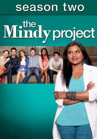 The Mindy Project - Season 2 (3-DVD)