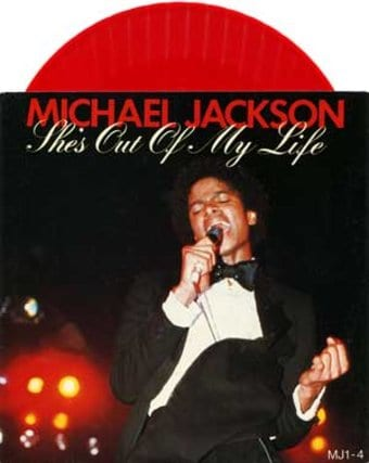 She's Out of My Life / Push Me Away -The Jacksons