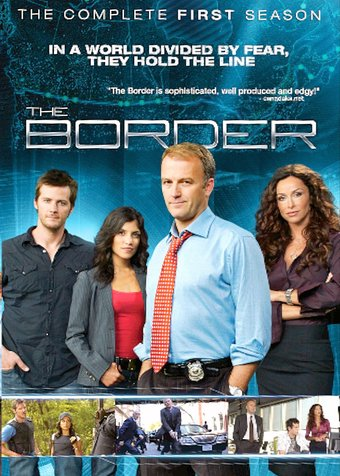 The Border - Complete 1st Season (3-DVD)