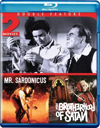 Mr. Sardonicus / The Brotherhood of Satan