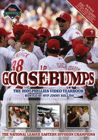 Baseball - 2007 Phillies Video Yearbook: