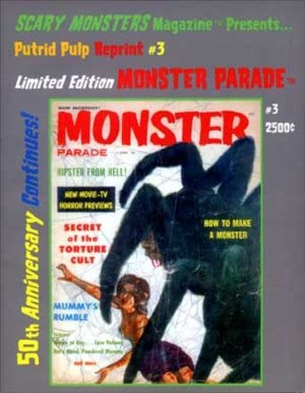 Monster Parade Volume 1, #3 (Limited Edition -