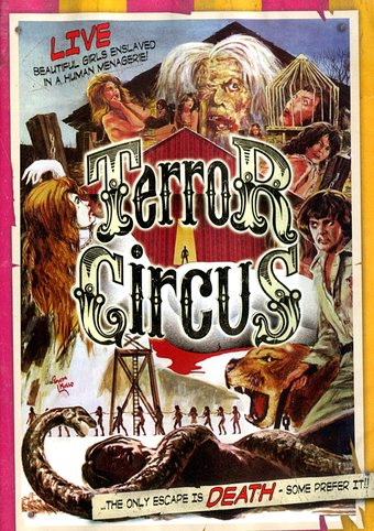 Terror Circus (a.k.a. Barn of the Naked Dead)