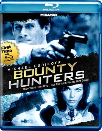 Bounty Hunters (Blu-ray)