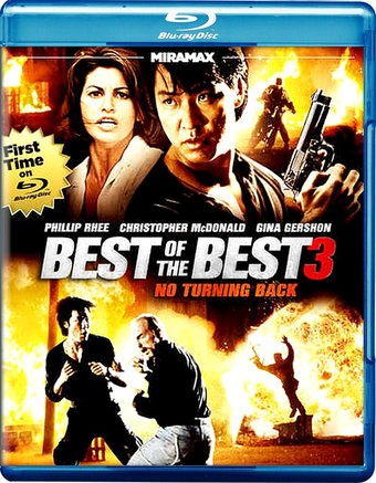 Best of the Best 3: No Turning Back (Blu-ray)