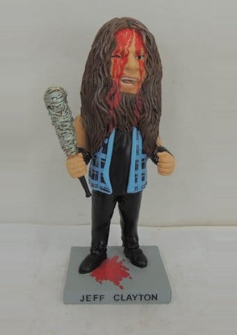 Jeff Clayton - Throbblehead Figure (Numbered