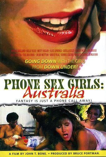 Phone Sex Girls: Australia
