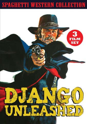 Django Unleashed: Western Movie Collection (Boot