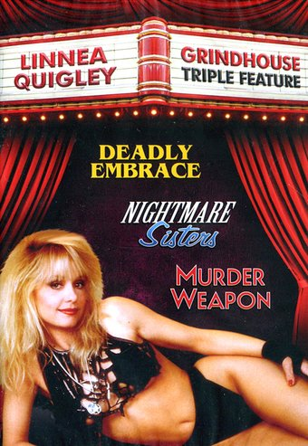 Linnea Quigley Grindhouse Triple Feature (Deadly