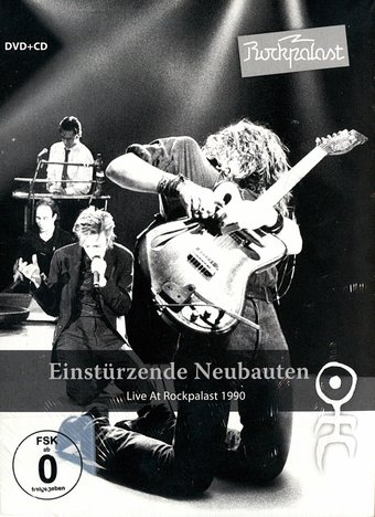 Live At Rockpalast 1990 (DVD+CD)