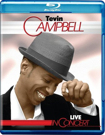Live in Concert (Blu-ray)