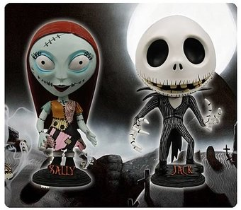 The Nightmare Before Christmas - Jack and Sally