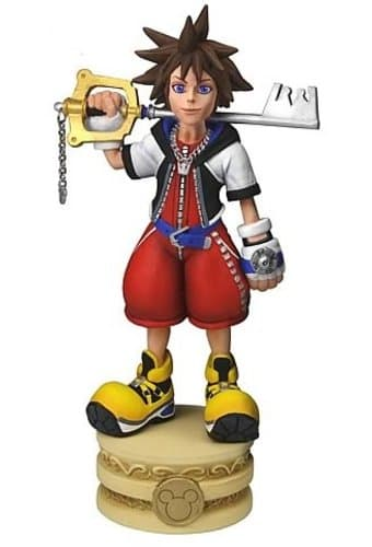 Disney - Kingdom Hearts - Sora - Head Knocker