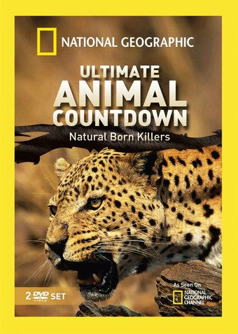 Ultimate Animal Countdown (2-DVD)