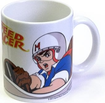 Speed Racer - Ceramic Mug
