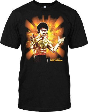 Bruce Lee - Enter the Dragon - T-Shirt