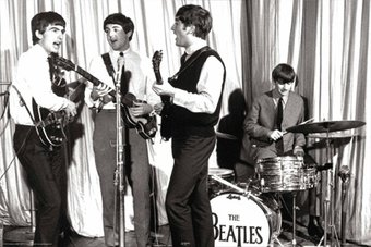 "The Beatles - Sessions Poster (24"" x 36"")"