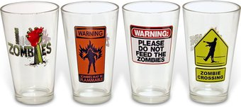 Pint Glass Set of 4