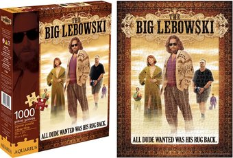 The Big Lebowski - Group 1000-Piece Jigsaw Puzzle