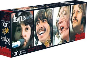 The Beatles - Let It Be: 1000-Piece Slim Puzzle