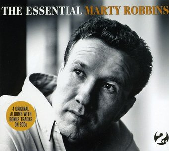 The Essential Marty Robbins (2-CD)