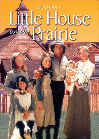 Little House on the Prairie - Season 4 (6-DVD)