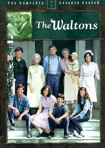The Waltons - Complete 7th Season (5-DVD)