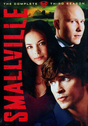 Smallville - Complete 3rd Season (6-DVD)
