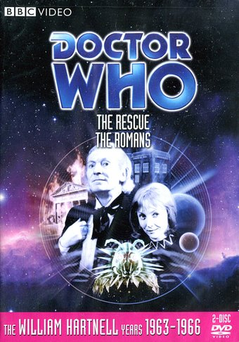 Doctor Who - #011-#012: The Rescue / The Romans