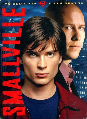 Smallville - Complete 5th Season (6-DVD)