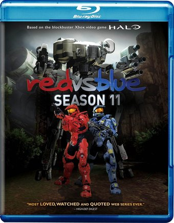 Red vs. Blue - Season 11 (Blu-ray)