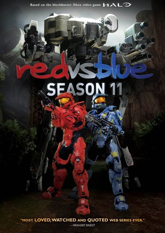 Red vs. Blue - Season 11