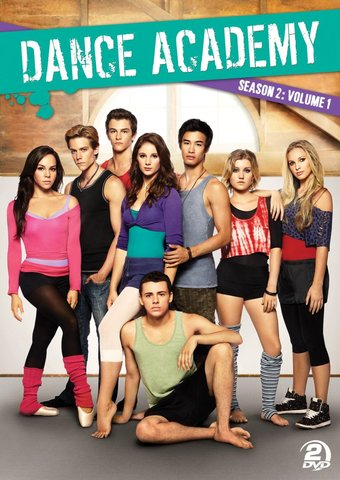 Dance Academy - Season 2 - Volume 1 (2-DVD)