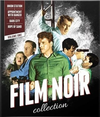 Film Noir Collection, Volume 1 (Union Station /