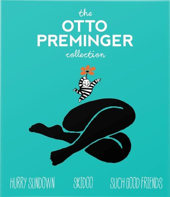 The Otto Preminger Collection (Blu-ray)
