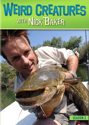 Weird Creatures with Nick Baker - Season 2 (2-DVD)